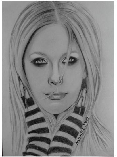 Avril Lavigne by mimi31270